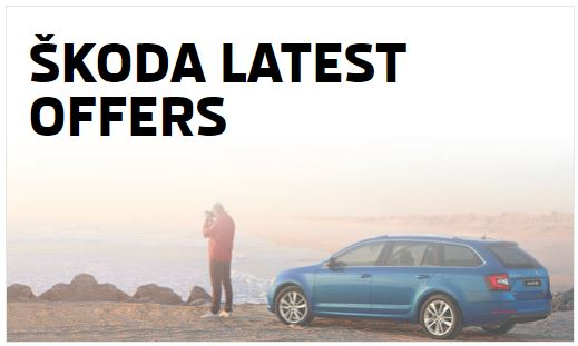SKODA Latest Offers