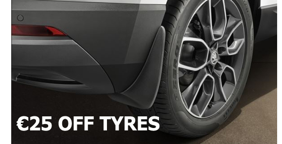 Special Offer on Tyres