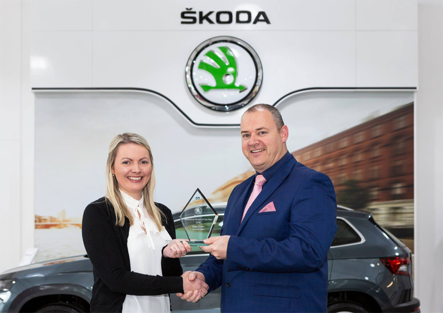 SKODA Marketing Person of the Year